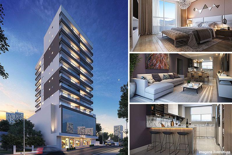 Apartamento 3 quartos, região Central – R$ 495.000,00