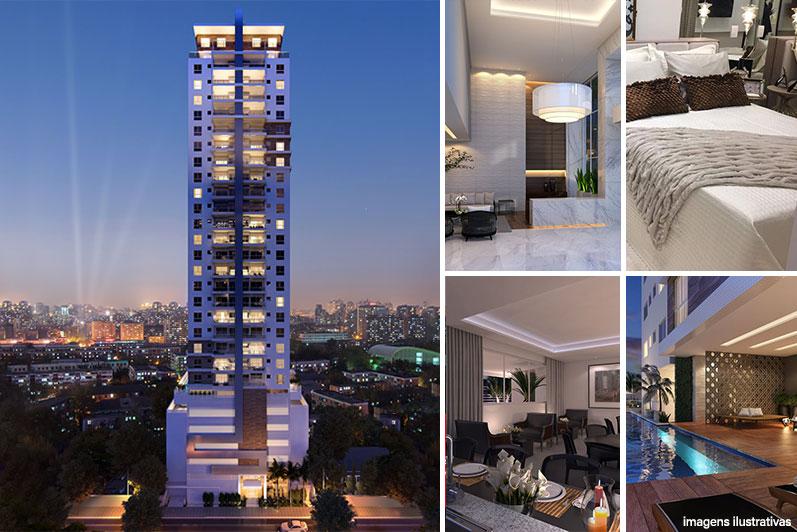 Apartamento 2 quartos Mozart Residence, região Central – R$ 460.000,00