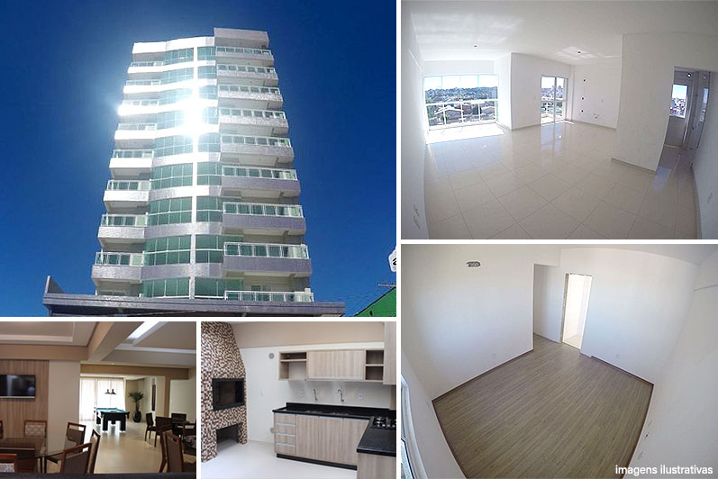 Apartamento 3 quartos, bairro São Cristóvão – R$530.000,00