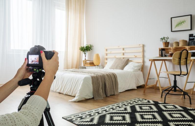 Como preparar um imóvel para fotos antes da imobiliária anunciá-lo