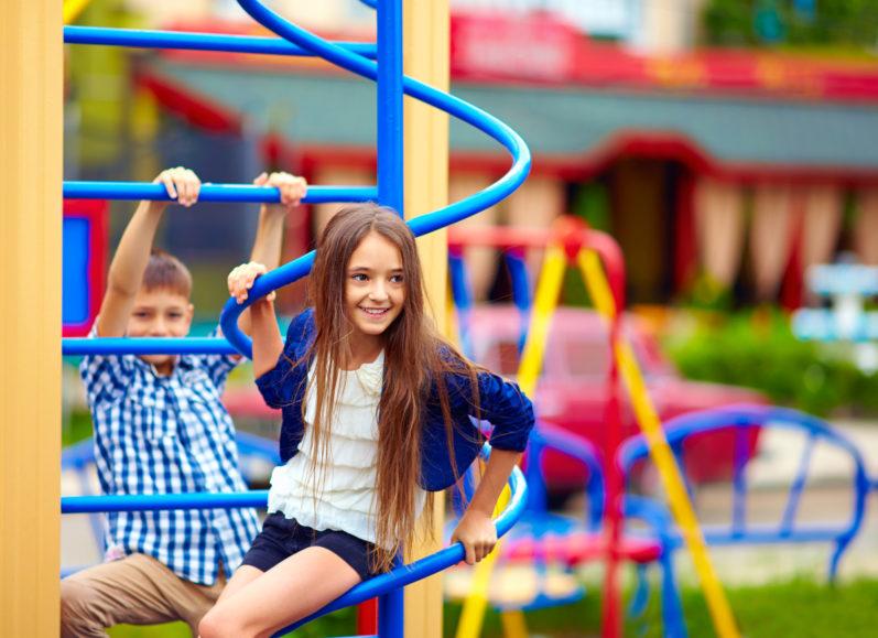 Apartamento com playground no condomínio até 500 mil