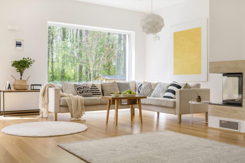 5 dicas de decoração para a sala de estar