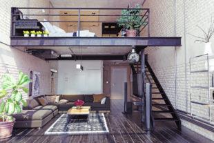 Qual é a diferença entre kitnet, studio, flat e loft?